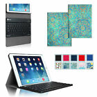 Super Slim Case Cover Removable Wireless Bluetooth Keyboard for 2014 iPad Air 2