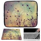 "Laptop Sleeve Case Bag+Mouse Pad +Keyboard Cover For 11"" 13"" 15"" Macbook Pro/Air"