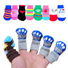 Pet Cotton Socks Doggie Dog Puppy Anti Slip Pet Product Supply Clothes