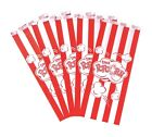 Large Popcorn Sweet Bags Home Retro Cinema Party Theater Bag Grease Proof