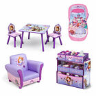 Choose from: Sofia the First Bedroom Furniture & ReadyBed