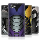 HEAD CASE ARMOUR COLLECTION 2 GEL BACK CASE COVER FOR SONY XPERIA L C2105