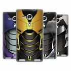 HEAD CASE ARMOUR COLLECTION 2 GEL BACK CASE COVER FOR SONY XPERIA SP C5303