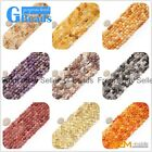 """Freeform Potato Beads 15"""" 6-8x8-10mm for Jewelry Making 48 Natural Materials"""