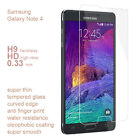Premium Quality Real Tempered Glass Screen Protector for Samsung Galaxy Note 3 4