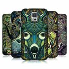 HEAD CASE DESIGNS AZTEC ANIMAL FACES SERIES 6 CASE COVER FOR SAMSUNG GALAXY S5