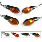 4 x HONDA CBR 125 250 R 600 F3 F4 F4i 1000F Cat Eye Mini Turn Signal Indicators