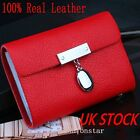 Leather Lady Card Holder ID Case Wallet Purse Business Credit 26 Slots 5 Colours