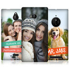 CREATE YOUR OWN PERSONALISED CUSTOM MADE PRINTED HARD BACK CASE FOR NOKIA PHONES