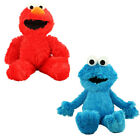 PLAYSKOOL SESAME STREET LETS CUDDLE CUDDLY TOY CHOOSE ELMO OR COOKIE MONSTER