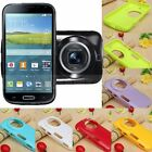 Soft TPU Gel Silicone Jelly Case Cover For Samsung Galaxy K Zoom S5 SM-C115 C111