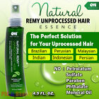 ON NATURAL Remy Unprocessed Hair Essence (Leave-On) 4.5 oz [Brazilian & others]