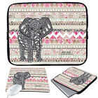 "11-15.6"" Laptop Soft Sleeve Case Bag+Mouse Pad For MacBook Pro Air HP Dell Acer"