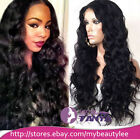 Long Curly Wave 100% Indian remy human hair Full lace/lace front wig Density160%
