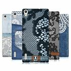HEAD CASE DESIGNS JEANS AND LACES CASE COVER FOR HUAWEI ASCEND P7 DUAL SIM LTE
