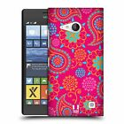 HEAD CASE DESIGNS PSYCHEDELIC PAISLEY CASE COVER FOR NOKIA LUMIA 735