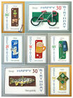 Personalised Male/Mens Handmade Birthday Cards 21st 30th 40th 50th 60th 65th etc
