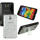 Stand Hard Bracket Gel TPU Case S Line Cover For Samsung Galaxy Note 3 N9000