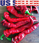 30+ ORGANICALLY GROWN GIANT Jimmy Nardello's Pepper Seeds Heirloom NON-GMO Sweet