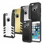 """For Apple iPhone 6 6 Plus 5.5"""" Rubber Armor Hybrid Best Impact Hard Case Cover"""