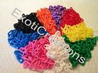 3mm Plastic Chain (Qty 10 ft) Bird Toy Parts Plastic Jewelry Chain