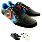 Mens Hummel Stadil Low Leather Lace Up Casual Suede Low Cut Trainers UK 7.5-12
