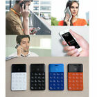 Card-size Mini Talkase GSM Standard Phone Sycn with Bluetooth For Android IOS