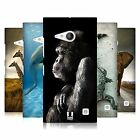 HEAD CASE DESIGNS WILDLIFE HARD BACK CASE FOR NOKIA LUMIA 735