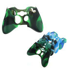 Replacement Camouflage Silicone Skin Cover Case чехол For Xbox360 Controller TR