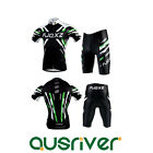 New Men Sport Cycling Bike Bicycle Clothes Jersey Shirt Shorts Pants Suit 3D Pad