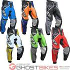 Wulf Crossfire Adult Motocross Pants Armour Stretch Panels Heat Buckles Off Road