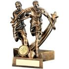Footballl Player Resin Trophy FREE ENGRAVING JR1-RF195TD