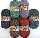 Regia Colormania sock yarn 75% wool 25% nylon 100g 450y superwash fingering