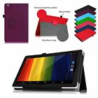 Folio Case Cover for ProntoTec 2014 NEW 10.1 inch A31S Quad Core Android Tablet