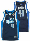 Adidas NBA Youth Dallas Mavericks Dirk Nowitzki # 41 Latin Night Swingman Jersey