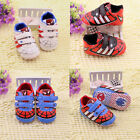 Infant baby boy girl crib shoes casual shoes Sports shoes size 0-6-12 -18 months