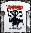 Rancid - Out Come The Wolves huge print white t-shirt - Official Merch