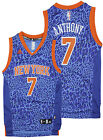Adidas NBA Youth New York Knicks Carmelo Anthony #7 Crazy Light Swingman Jersey on eBay
