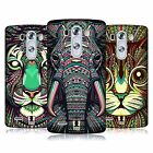 HEAD CASE DESIGNS AZTEC ANIMAL FACES SERIES 2 HARD BACK CASE FOR LG G3 D850