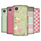 HEAD CASE DESIGNS FRENCH COUNTRY PATTERNS CASE FOR LG GOOGLE NEXUS 5 D820