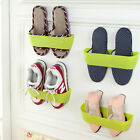 1Pcs New Wall Hanging Shoes Rack Organizer Storage Hanger Hook Storage Solution