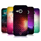 HEAD CASE DESIGNS PRINTED STUDDED OMBRE HARD BACK CASE FOR HTC ONE MINI 2