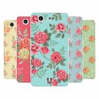 HEAD CASE NOSTALGIC ROSE PATTERNS GEL CASE FOR SONY XPERIA Z3 COMPACT D5803
