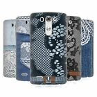 HEAD CASE JEANS AND LACES SILICONE GEL CASE FOR LG G3 BEAT D722K