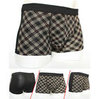 UK C8 Mens Fashion Underwears Cotton Sexy Boxers Stripe Shorts Mens Underpants