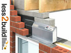 Catnic / IG Steel Lintel L1/S 100 to suit 90-105mm Cavity Select length