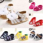 Baby shoes Sandals soft fashion boys girls infant toddler crib newborn0-18 month