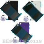 Back Battery Rear Door Cover Glass Housing for Sony Xperia Z1 L39h C6903 C6906