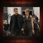 Woodley & Theo James, Insurgent, PP Signed Autographed Framed Photo/Canvas Print