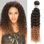 Hot 3Tone Fashion 1B/4/28# Brazilian Human Hair Extensions Hair Bundle Wefts New
